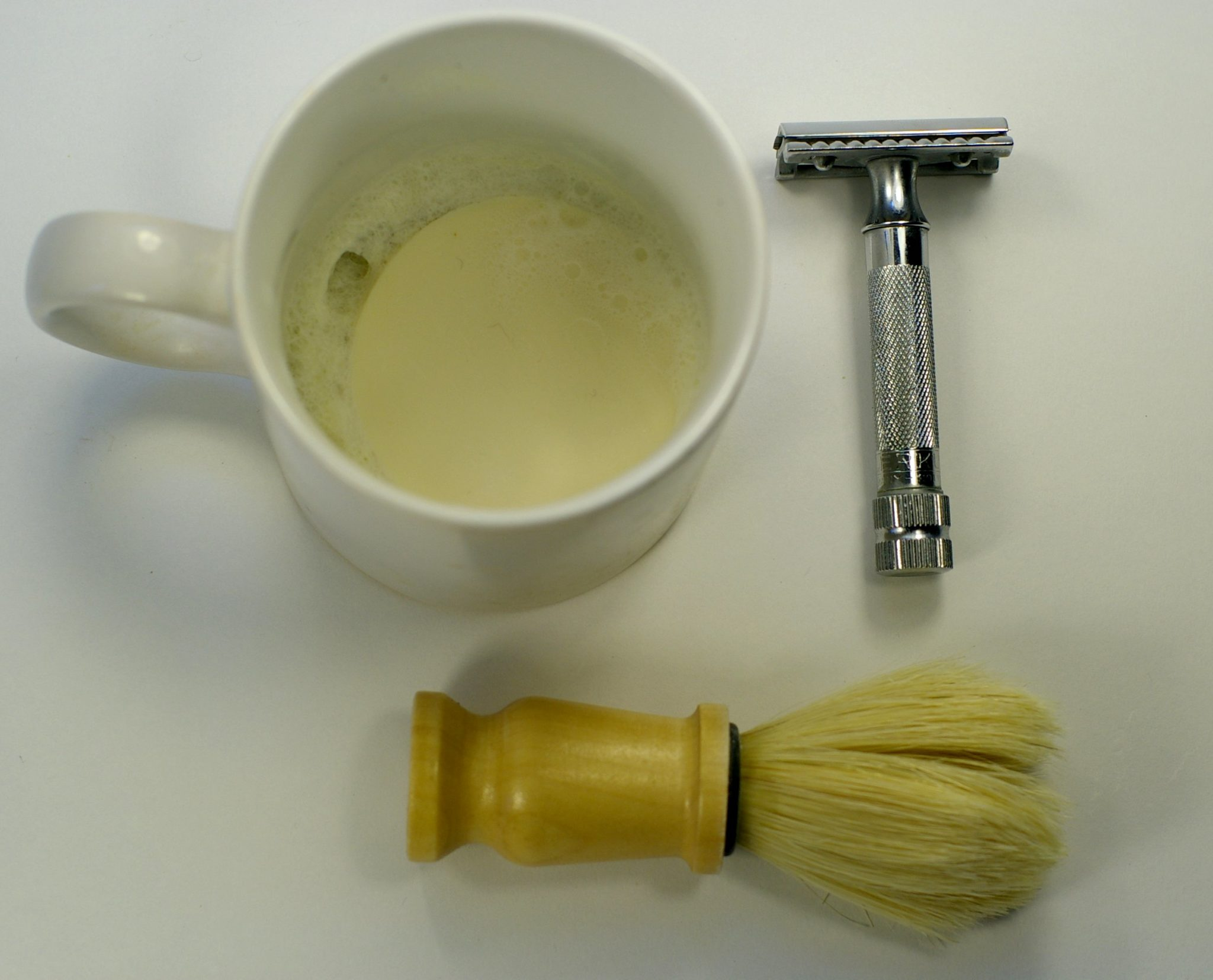 Safety razor shaving kit The Ritual of The Shave