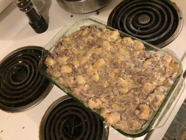 img 0886 600x450 The Ultimate Tater Tot Casserole
