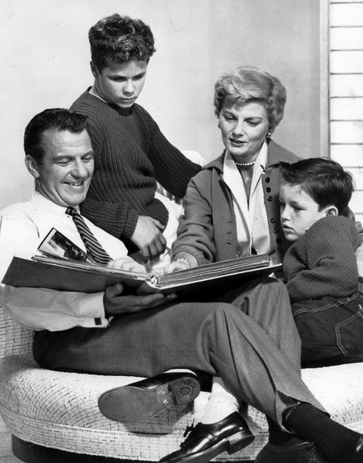 Cleaver family Leave it to Beaver 1960 The Five Best TV Dads