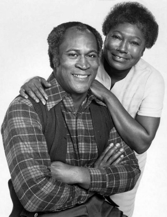 Good times john amos esther rolle 1974 The Five Best TV Dads