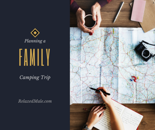 plan out a trip to the outdoors