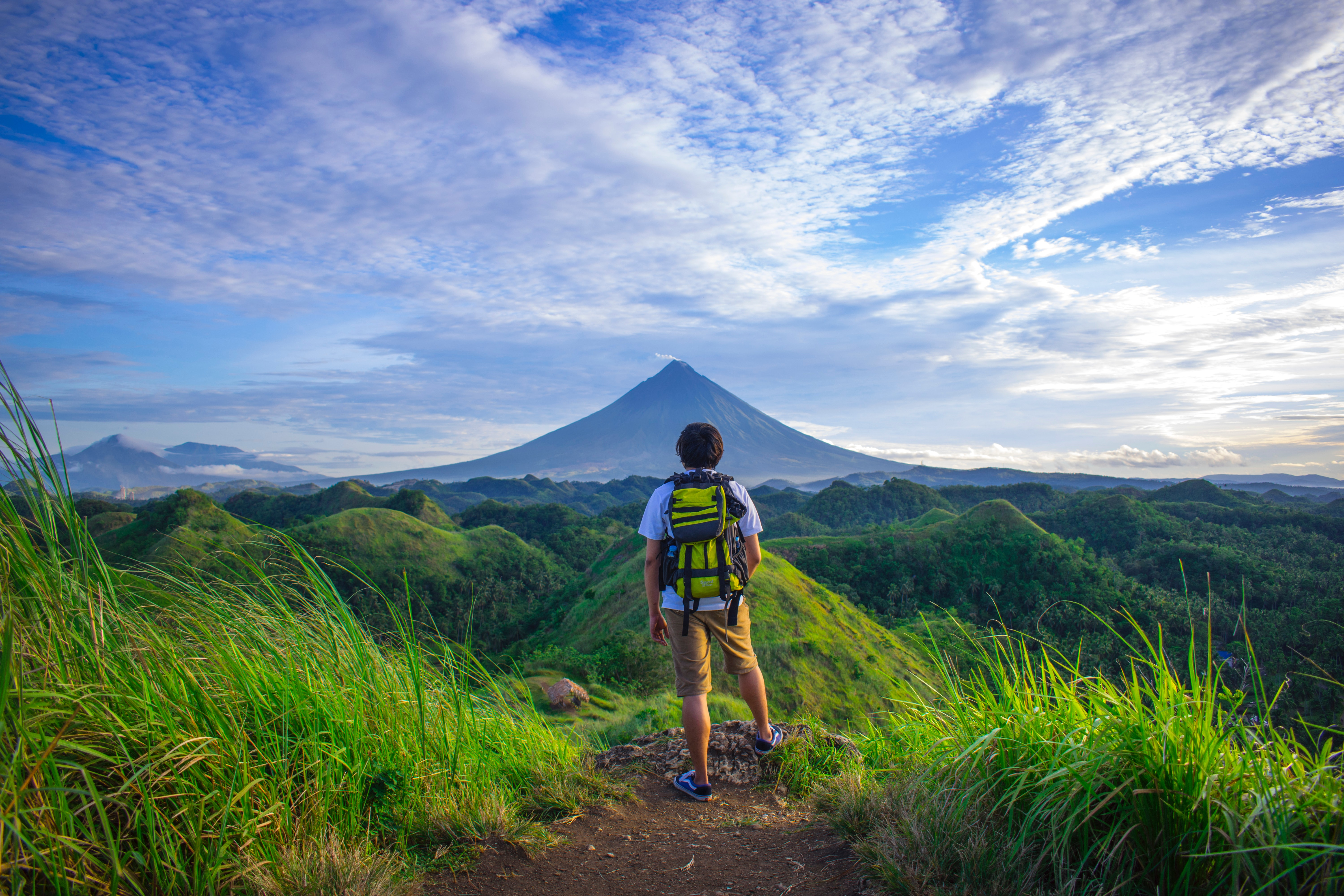 adventure albay clouds 672358 Finding Your Spot Outdoors