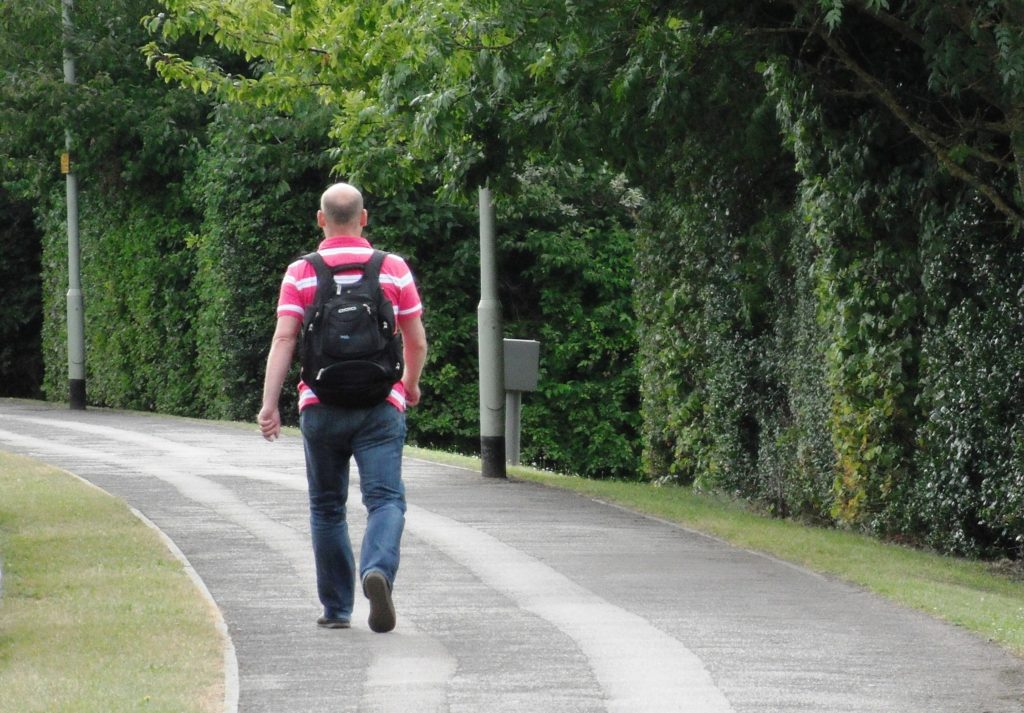 man pathway walking person road male 1007311 pxhere.com  1024x713 You Can Enjoy The Outdoors When In The City