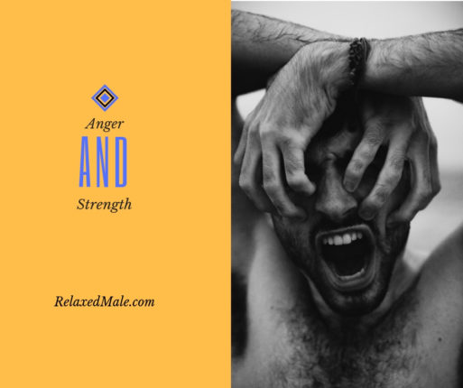Cann you gain strength through anger?