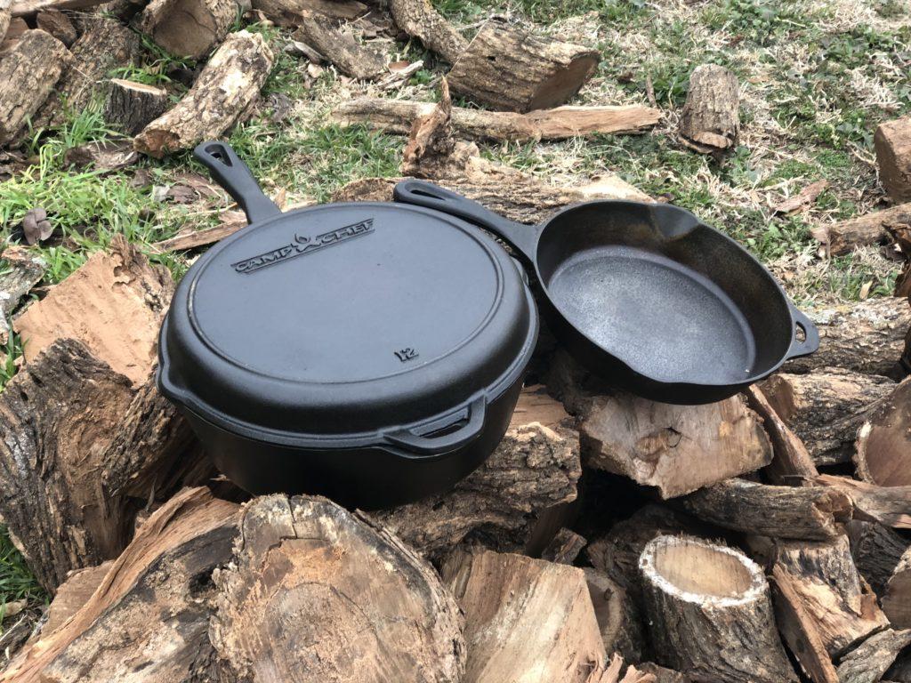 img 2442 e1548180673386 1024x768 Camp Chef 6 Piece Cast Iron Set Review