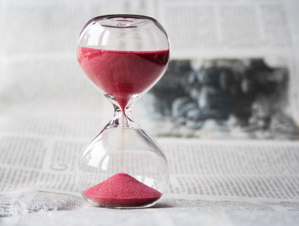 glass hourglass hours 39396 1024x772 Perfect Power Questions to Ask Your Self