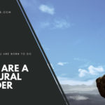 You Are A Natural Leader